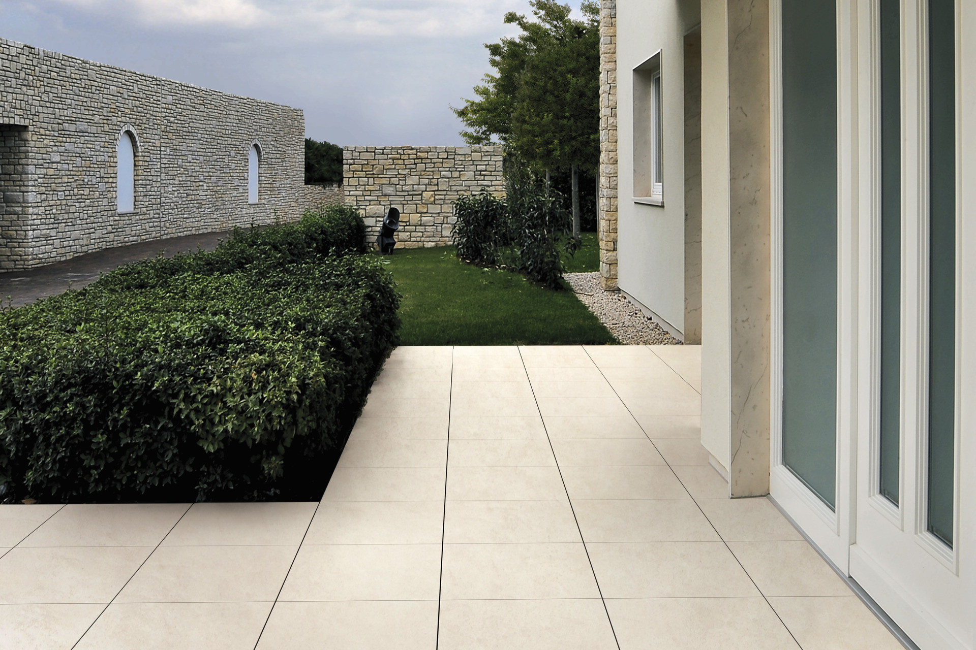 Stone Effect Porcelain Tiles - Cm2 Pietre Naturali High-Tech