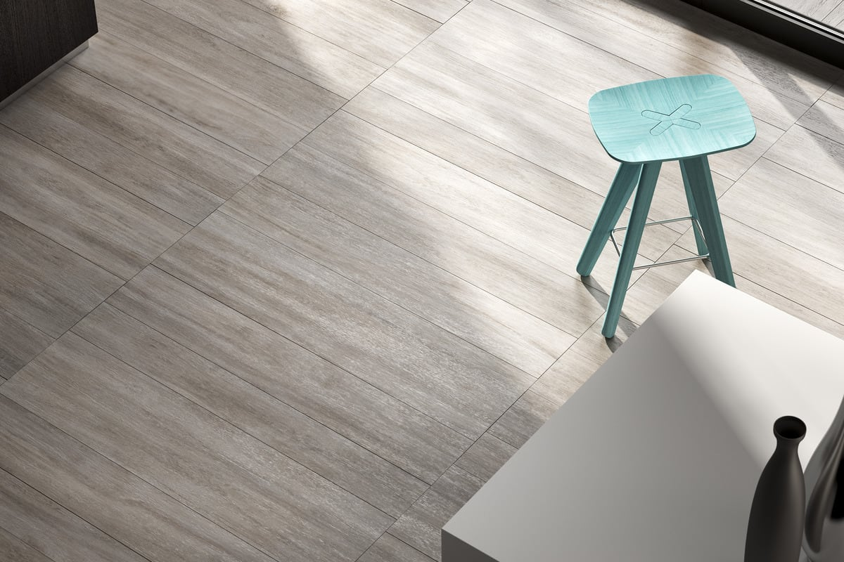 Wood Effect Porcelain Tiles - Legni High-Tech
