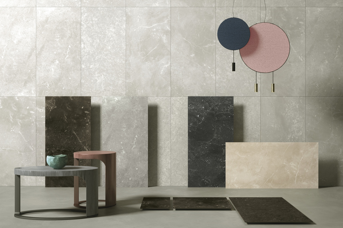 Stone Effect Porcelain Tiles - Northstone