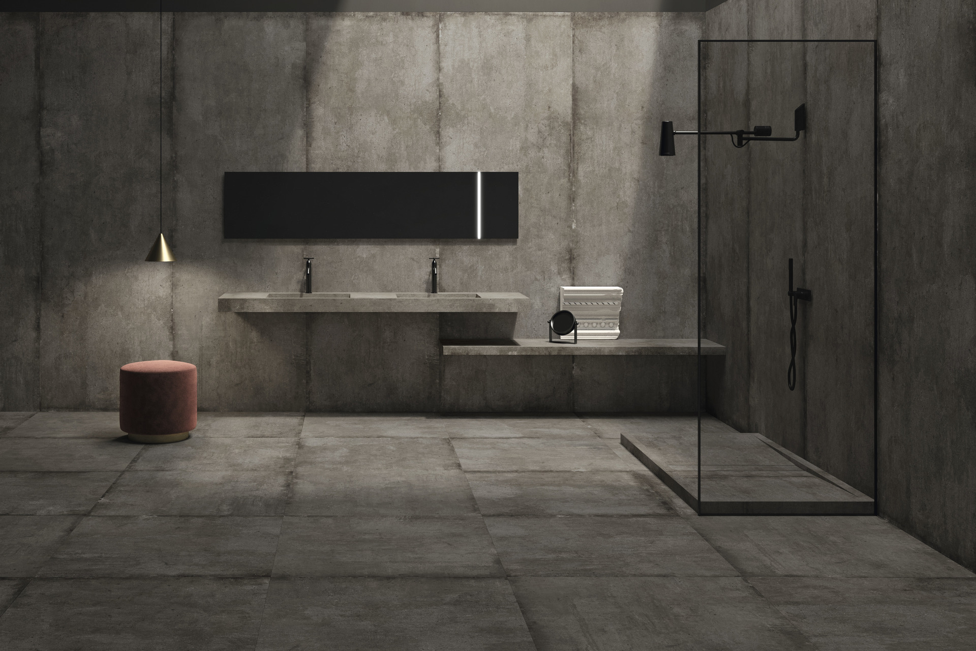 Stone Effect Porcelain Tiles - Ultra Teknostone