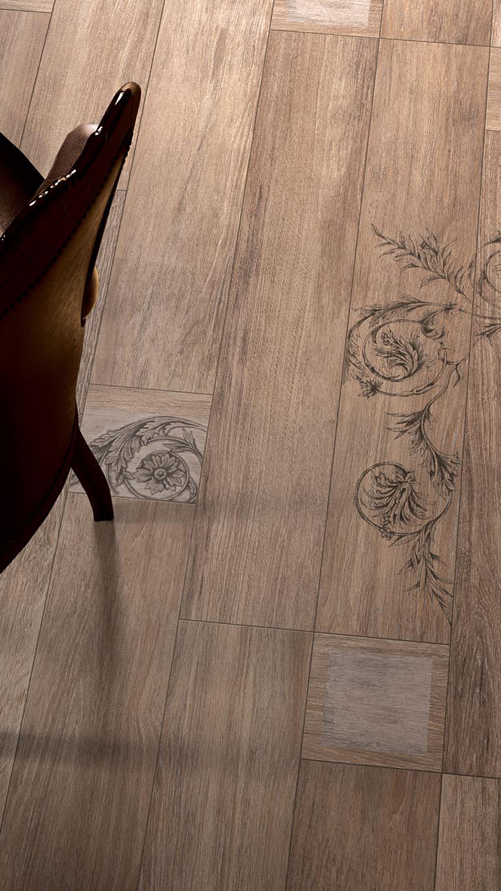 Floor & Wall Tiles  Wood Effect