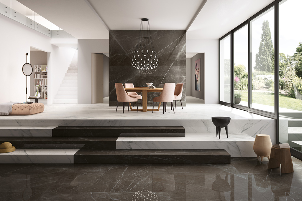 Porcelain Tiles Marble Effect And Granite Effect Matimex
