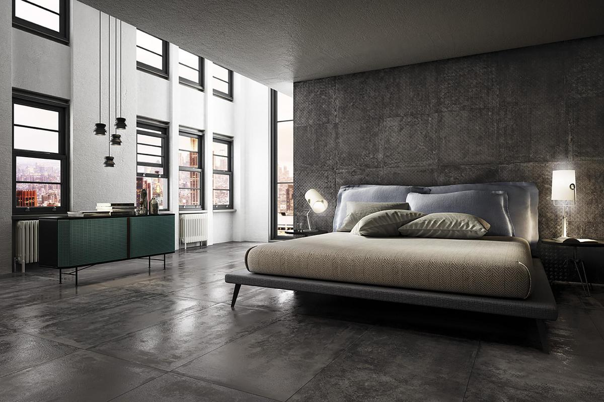 Modern Design Porcelain Tiles - Stage
