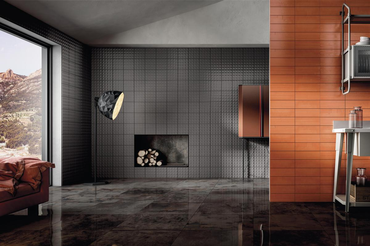 Modern Design Porcelain Tiles - Synthetic