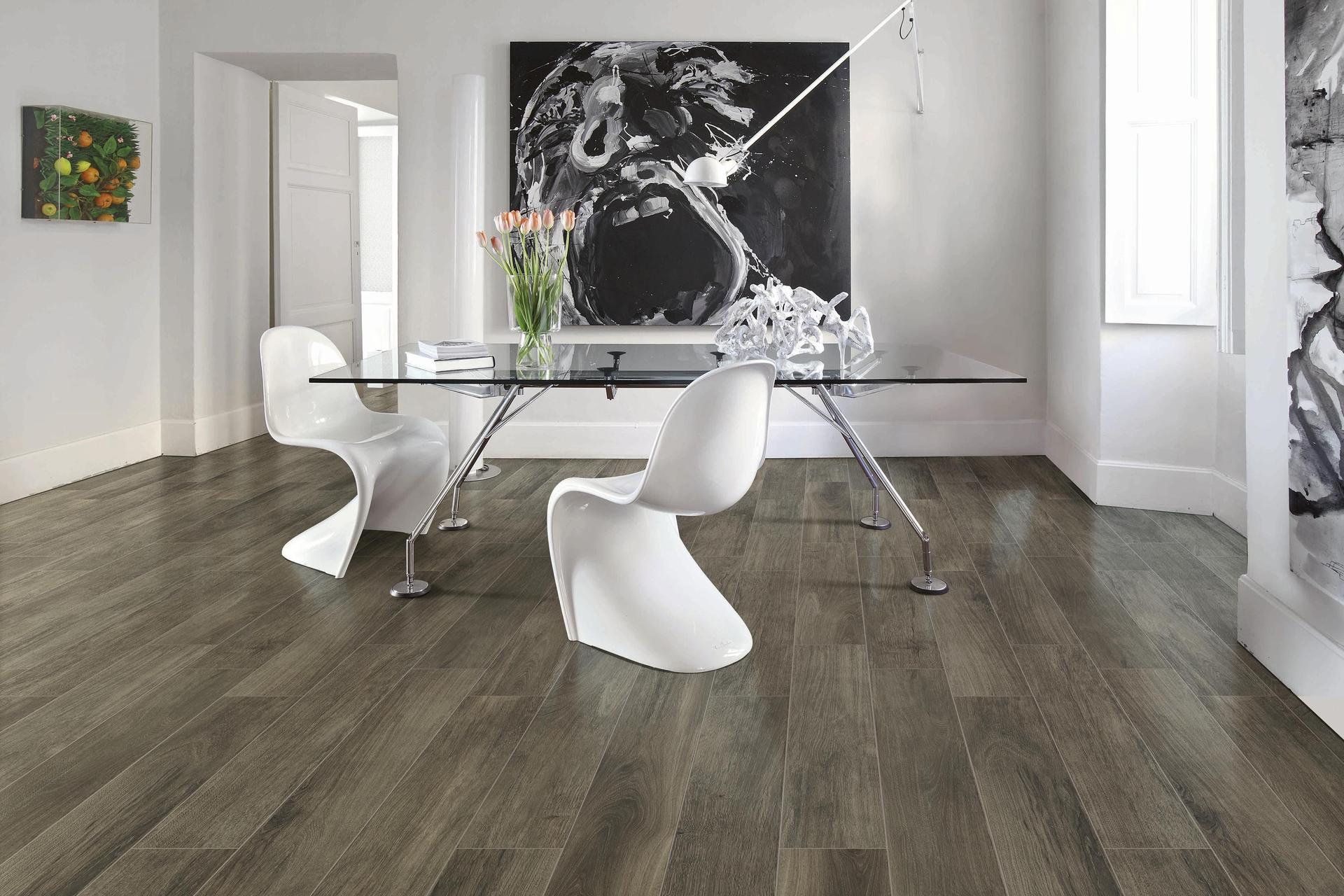 Modern Design Porcelain Tiles - French Woods