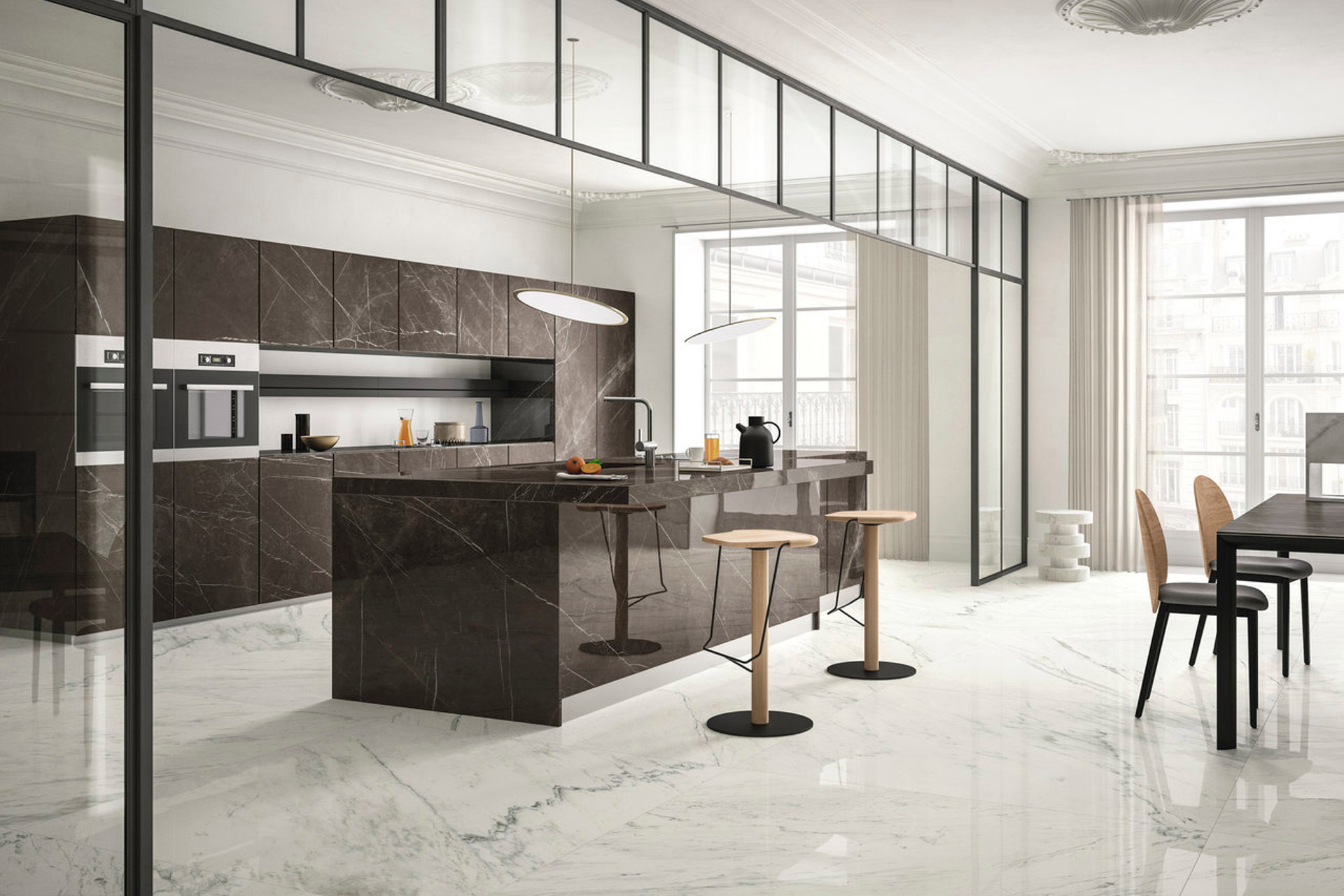 Pietra Grey DISCOVER A NEW GENERATION OF COUNTERTOPS
