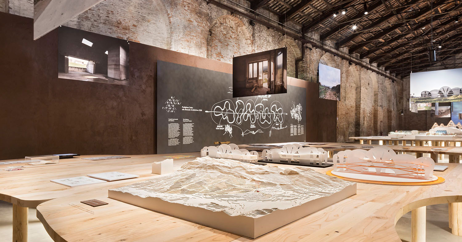 Iris Ceramica Group sponsor of the Italy pavilion at the Venice Biennale