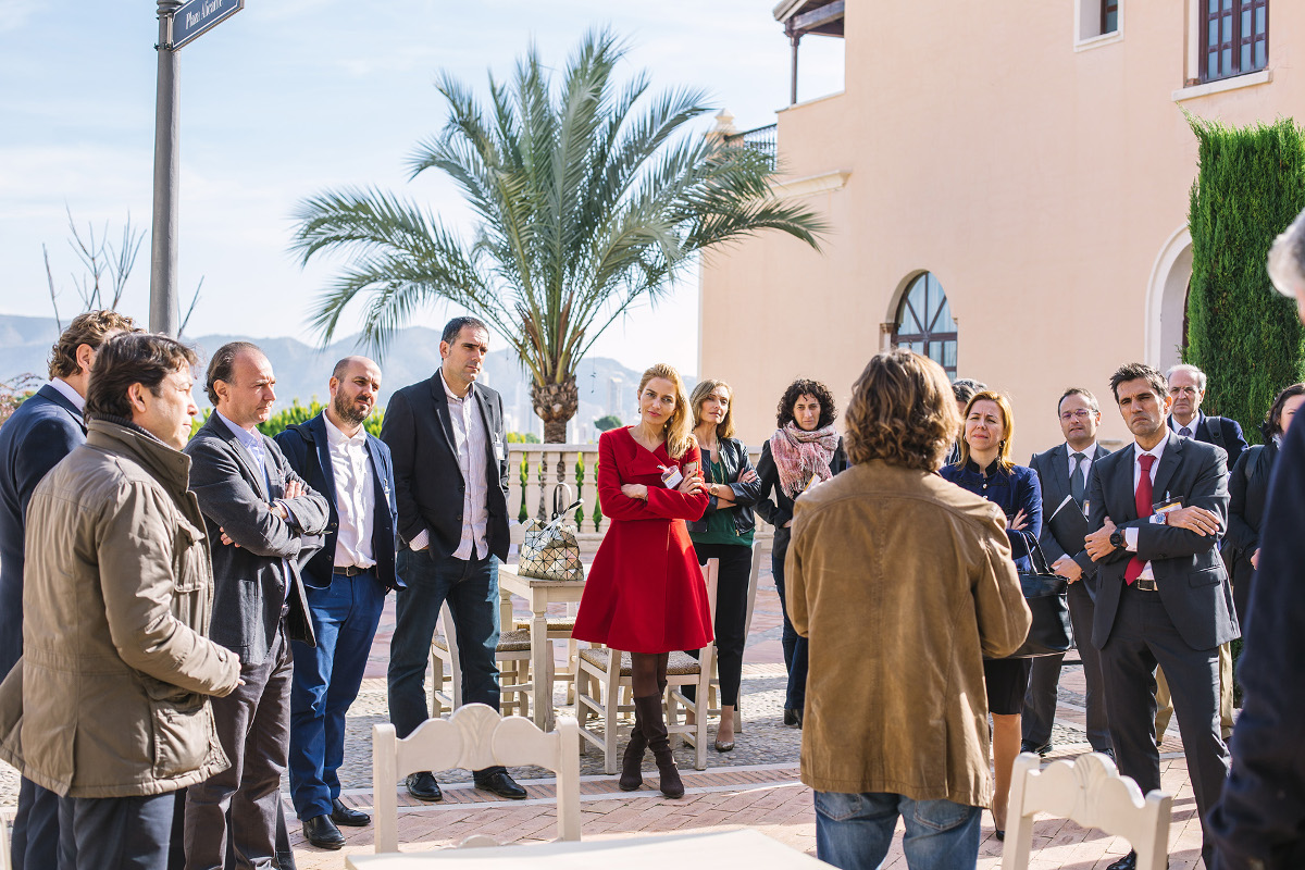 MATIMEX SPONSORS THE RETHINK DAY IN BENIDORM